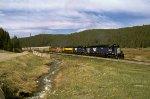 MRL 361 E/B Mullan Pass