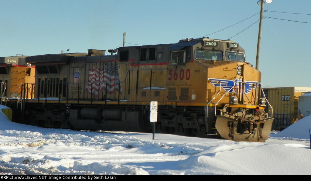 UP 5600