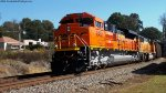 A brand new BNSF ACe