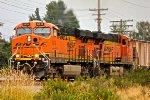 Loaded Oil Unit Train