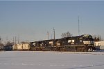 NS 2724 On NS 54 D Eastbound