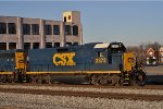 CSXT 2372 On CSX Y 237 North