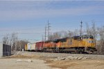 UP 4793 On CSX R 375 Eastbound