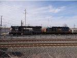 NS 5235 & CSX 4451
