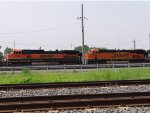 BNSF 1089 & 7354