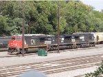 CN 2204, NS 2759 & NS 9223