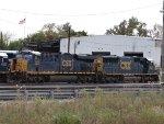 CSX 968 & 8628