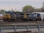 CSX 84 & 5937