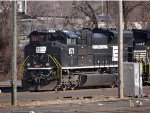 NS 1073 - Penn Central Heritage