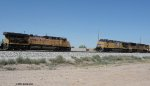 UP 6955 meets UP 5362