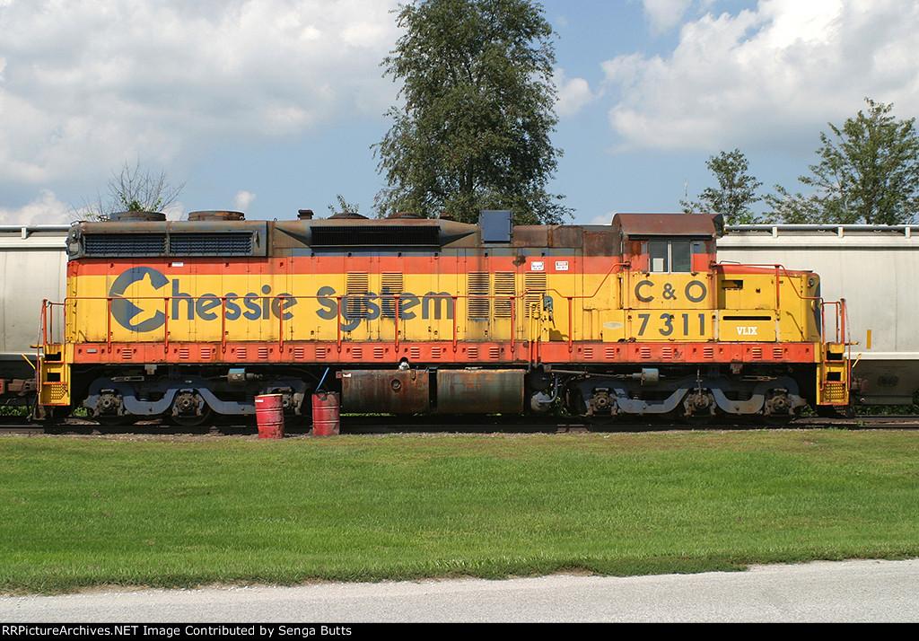 Chessie System SD18