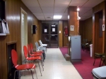 Amtrak Waiting Room