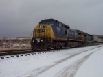 CSX Led Southbound Intermodal