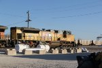 UP 8503 Ace sitting in the BNSF West Quincy yard,