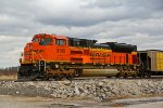 BNSF 9180 Dpu on a UCEX coal train.