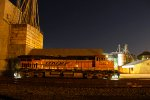 BNSF 7280 Rest under the stars in Old Monroe Mo.
