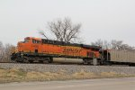 BNSF 6402 Lead unit on a CAEG coal train.