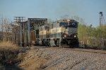 2 Cream's lead a coal load SB..