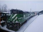Burlington Northern 6234