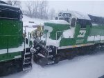 Burlington Northern 325