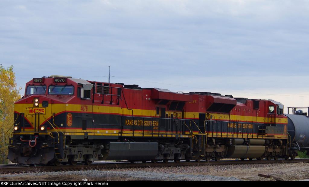 KCS 4676 North