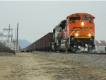 BNSF 8799 On Point