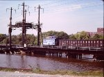 1985 - Anacostia River Lift Bridge - Washington DC