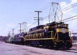 Virginian Railway E-33 No. 135