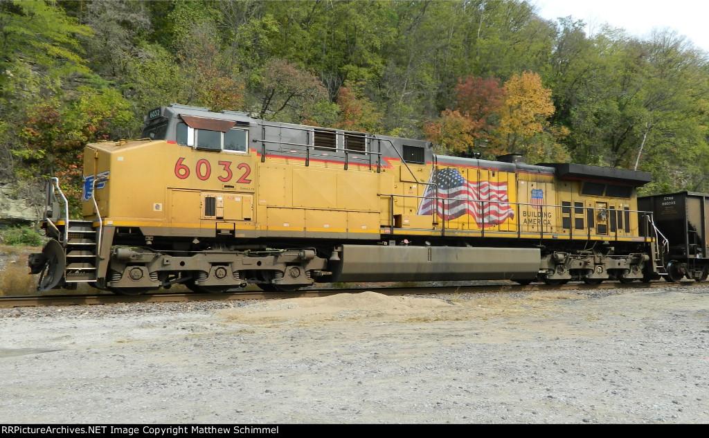 UP 6032 - DPU