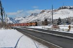 East Bound Beer Train From Golden To Denver