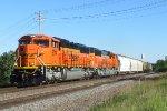 BNSF 9714 East