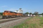 BNSF 6516 East