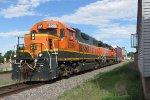 BNSF 2366 East