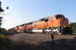 BNSF 9716 DPU