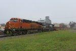 BNSF 7100 East