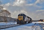 CSX 6399 is Ex-RF&P 147, Reclassified as GP38-2S a one time GP40-2	72702-7