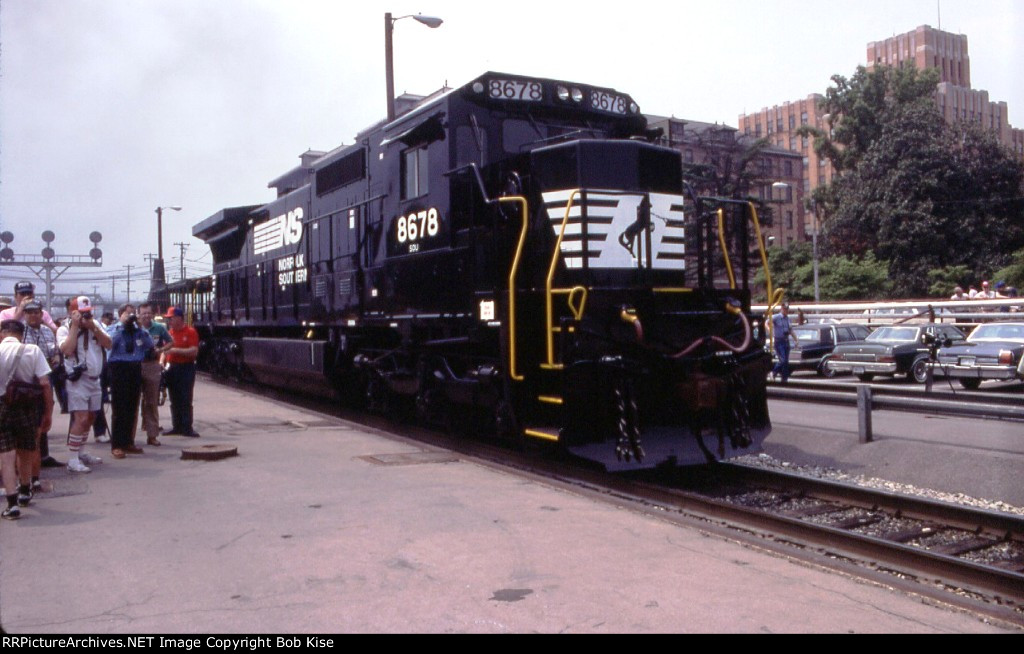 New GE power at the NW Roanoke Station
