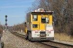 Sperry Rail Truck at Ferguson (2)