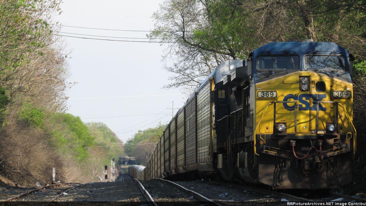 "CSXT Chattanooga Subdivision ""J Line"""