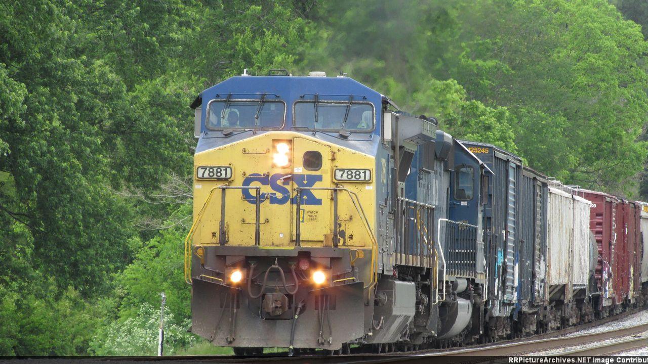 CSX 7881