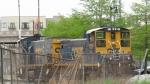 CSX Kayne Ave local locomotives