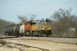 CREX 1212, BNSF 7509