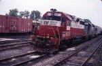 The last Western Maryland diesel