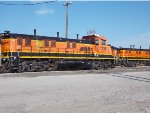BNSF 1235 and 1242