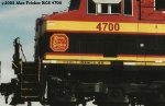 KCS 4700 in Fargo