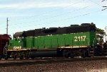 BNSF 2117