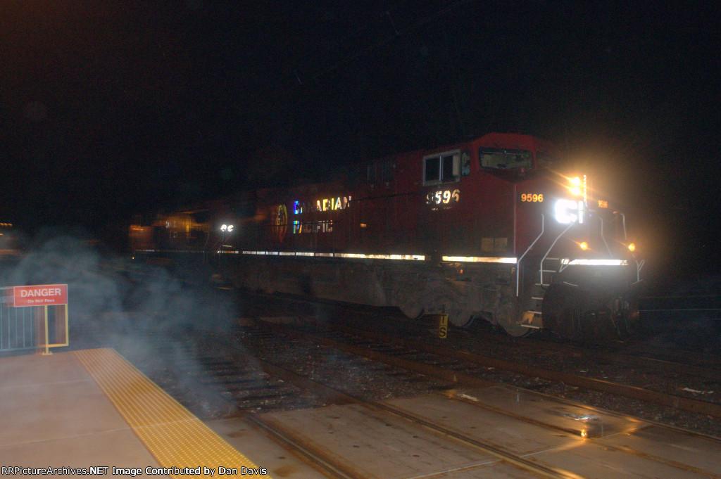 CP AC44CW 9596 leads K048-12