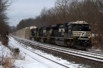 NS SD70ACe 1079 leads 212