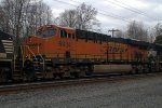 BNSF ES44C4 6934 trails on B100-19/24K