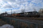 NS SD70M 2602 leads 24K